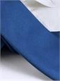 Silk Solid Signature Tie in Iris