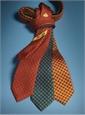 Printed Neat Tie in Teal