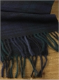 Black Watch Cashmere Scarf