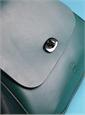 Ladies Leather Handbag in Spruce
