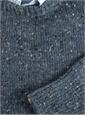 Donegal Sweater in Denim