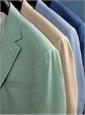 Creamy Tan Silk and Camelhair Sport Coat