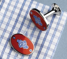 Ben Silver Collection Cufflinks