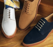Blucher (Derby) Shoes