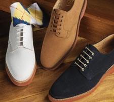 Blucher Shoes
