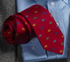 Woven Neckties
