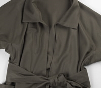 Marie Meunier Cashmere Jacket in Taupe
