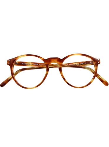 Bold P3 Frames in Amber Tortoise