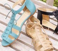 Ladies' Lace-up Sandals