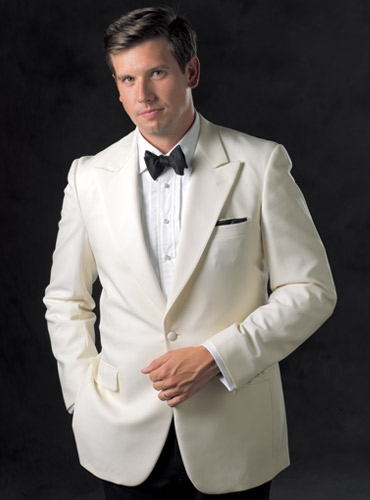 White dinner jackets and white tuxedo jackets value priced from just $
