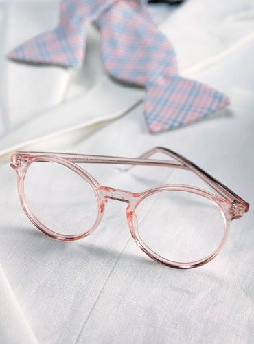 Pantheon Frame in Pink