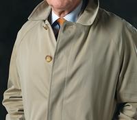 Classic English Raincoat