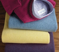 Cashmere Crewneck Sweater