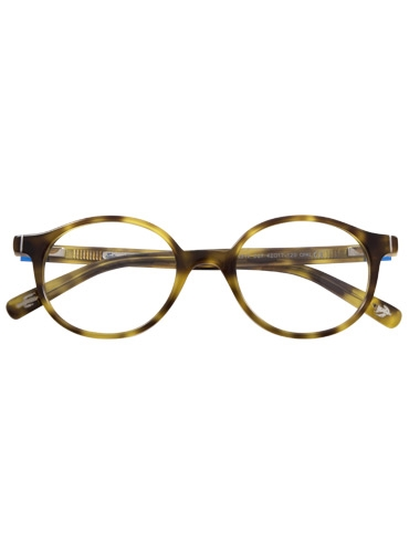 P3 Children's Frame in Olive Tortoise