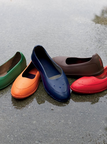 Colorful Overshoes