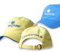 Ben Silver Logo Caps