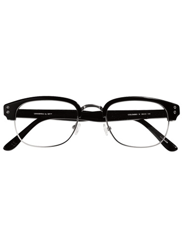 Traditional Brow Frame in Black