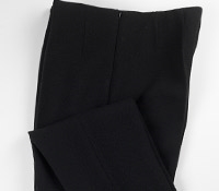 Ladies Crepe Pants in Black