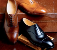 The Whitehall Cap Toe