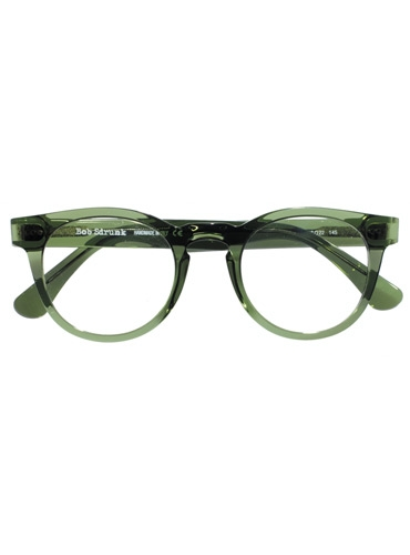 Semi-Round Frame in Green