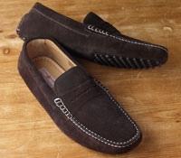 Driving Moccasins in Brown
