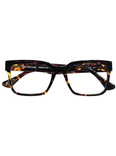 Large Rectangular Frame in Tortoise
