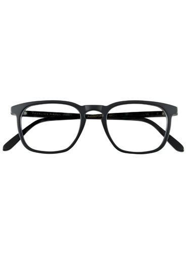 Semi-Square Frame in Matte Black
