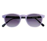 Colorful Sunglasses in Violet Matte