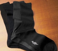 Short Cotton Dress Socks