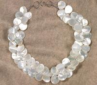 Yellowlip Shell Necklace