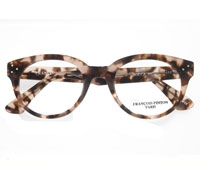 Bold Cateye Frames in Taupe and Brown