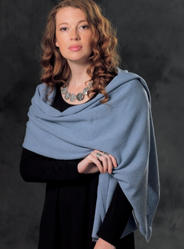 Ladies Cashmere Wrap