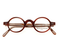 Brown Archival Round Frame