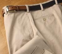 Warm Weather Brooklyn Britches Khaki Trousers
