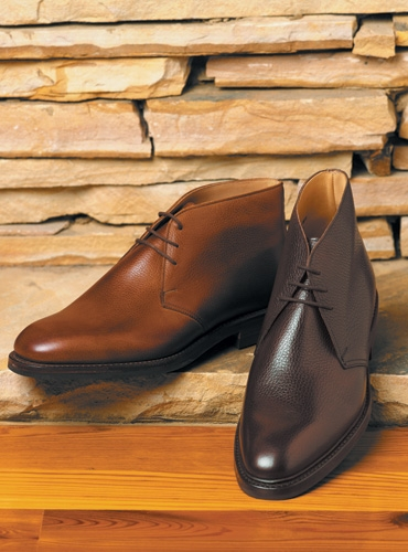 The Brecon & Chiltern Chukka Boots