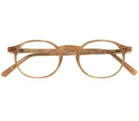 Classic Oval Frame in Blond