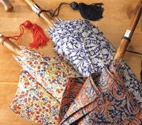 Ladies Liberty Print Umbrellas