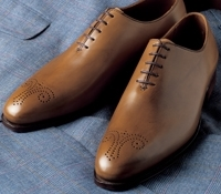 The Weymouth Oxford in Tan, Size 13
