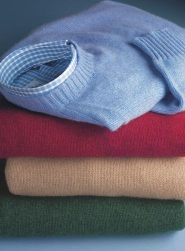 Scottish Knit Lambswool Sweaters