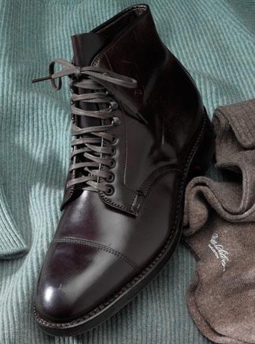 Alden Cordovan Cap Toe Boot