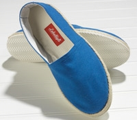 Royal Canvas Espadrilles with Rubber Soles
