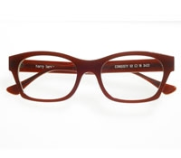 Rectangular Frame in Deep Cherry