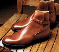 The Quorn Jodhpur Boot in Chestnut