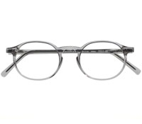 Classic Oval Frame in Grey