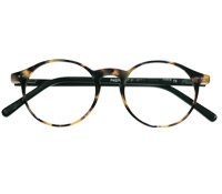 Vintage P3 Frame in Tortoise and Black