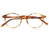 Vintage P3 Frame in Antique Tortoise