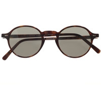 P3 Sunglasses in Dark Tortoise