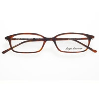 Thin Rectangular Frame in Brown