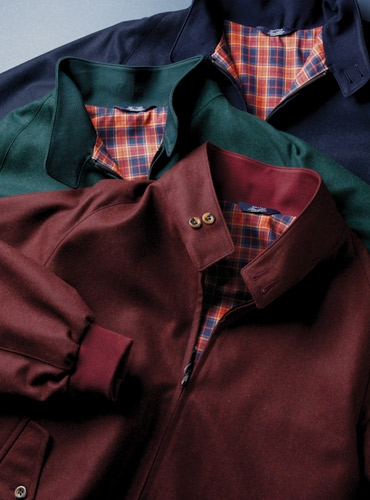 Wool & Cashmere G-9 Jackets