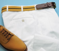 White Duck Trousers